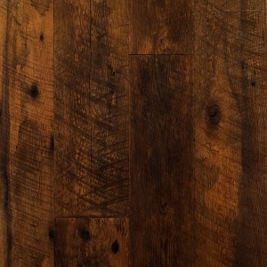 Wide Plank Reclaimed Oak Hardwood Floors